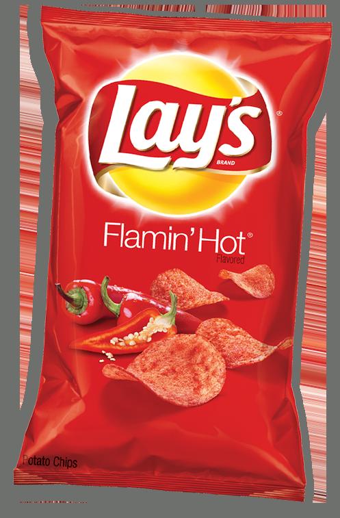 Flamin' Hot Lay's