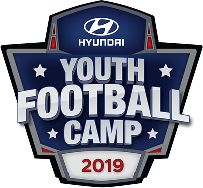 Youth Football Camp Logo