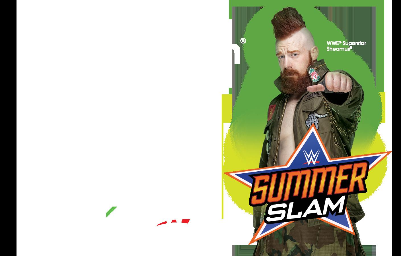 Win a trip to SummerSlam(R) in Brooklyn, NY